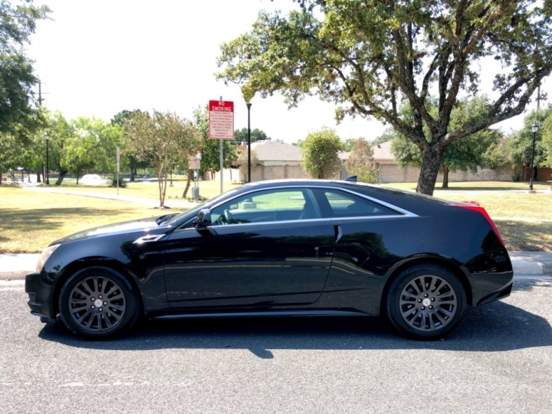 Cadillac CTS Coupe 2013 price $0
