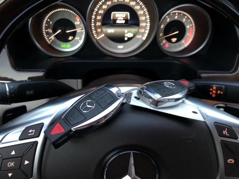 Mercedes-Benz E-Class 2016 price $0