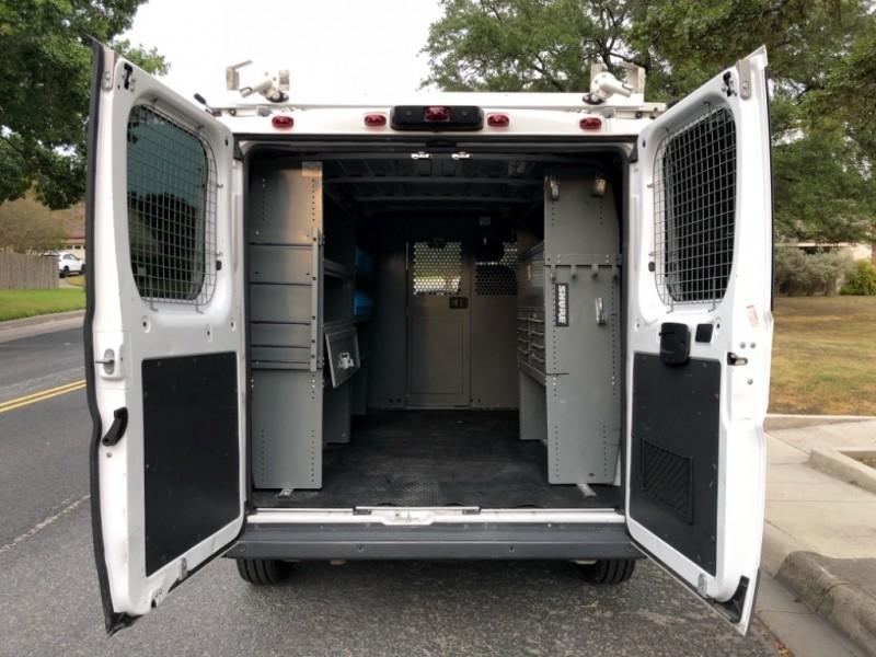 RAM ProMaster Cargo Van 2015 price $0