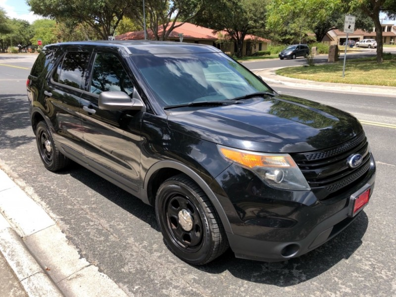 Ford Utility Police Interceptor 2013 price $11,997