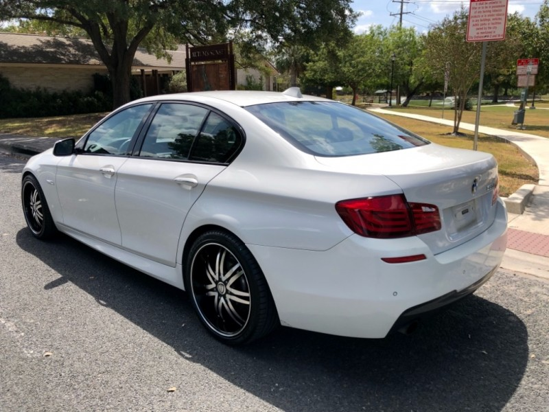 BMW 5-Series 2013 price $0
