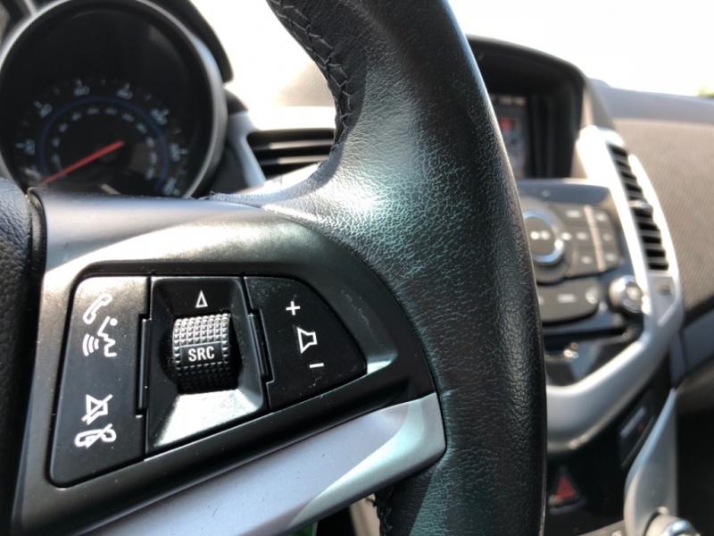 Chevrolet Cruze 2014 price $10,377