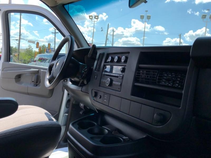 Chevrolet Express Passenger 2014 price $17,997