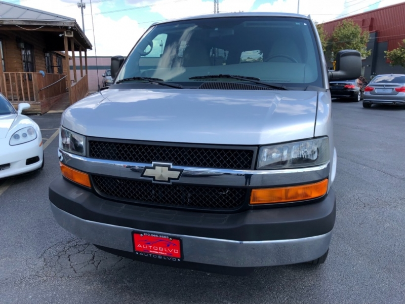Chevrolet Express Passenger 2011 price $0