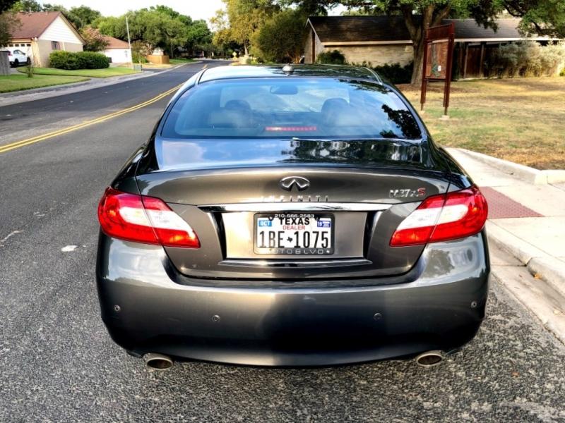 Infiniti M37 2013 price $16,500