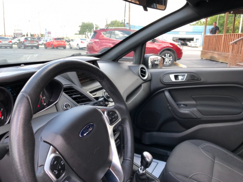 Ford Fiesta 2015 price $0