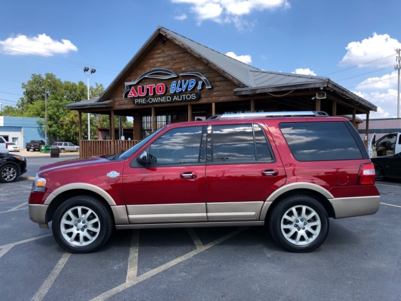 Ford Expedition 2013 price $14,997