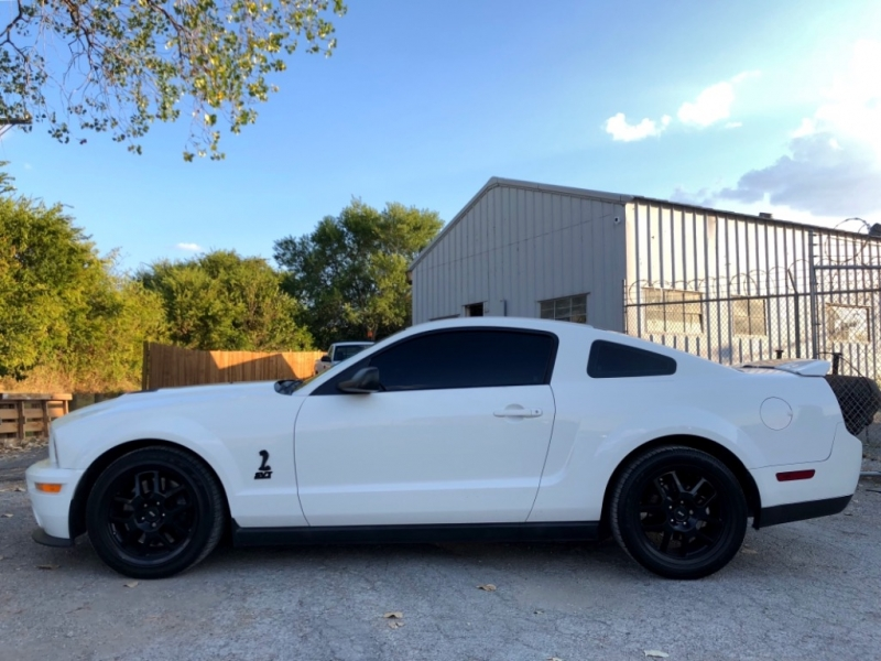 Ford Mustang 2007 price $0