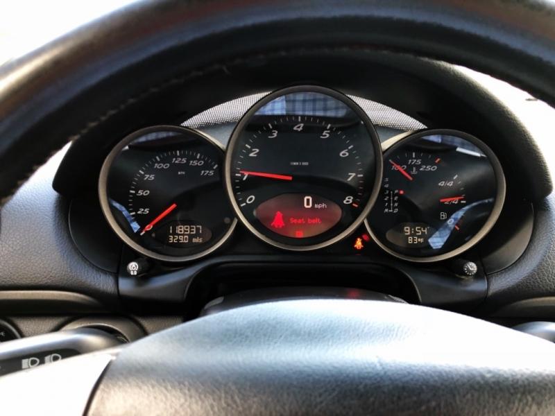 Porsche Boxster 2007 price $0