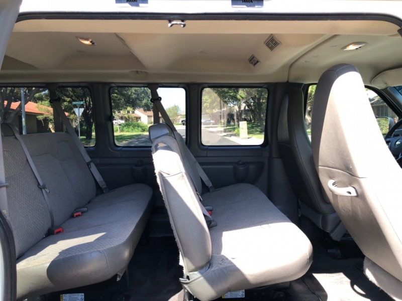 Chevrolet Express Passenger 2013 price $18,400