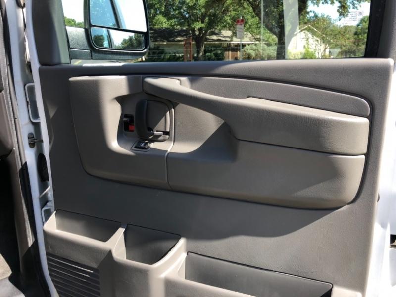Chevrolet Express Passenger 2013 price $18,000