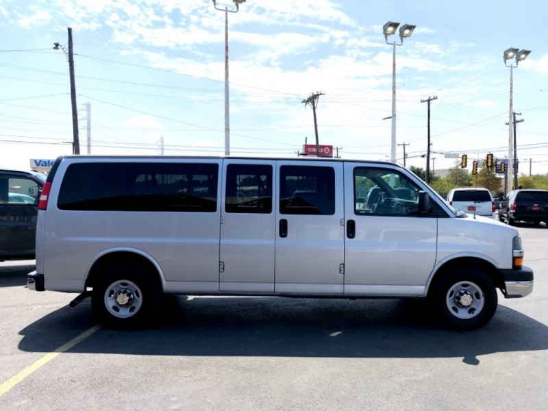 Chevrolet Express Passenger 2014 price $18,500