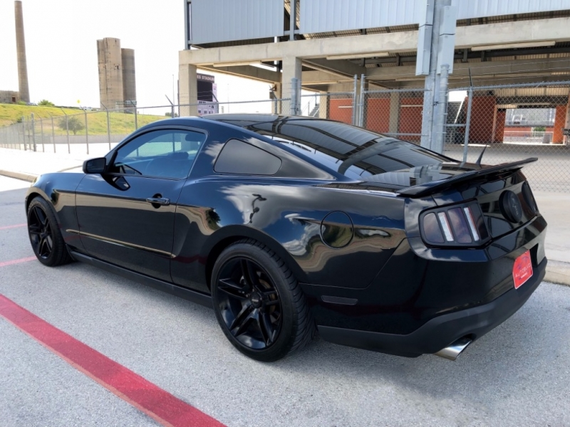 Ford Mustang 2012 price $11,997