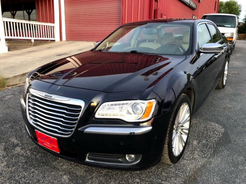 Chrysler 300 2011 price $0