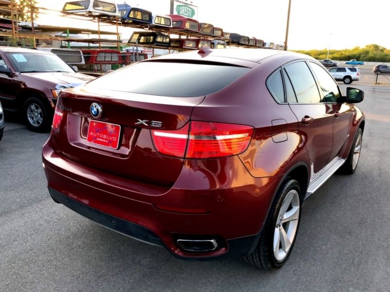 BMW X6 2009 price $15,897