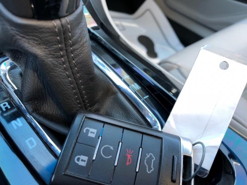Cadillac CTS-V Sedan 2012 price $26,500