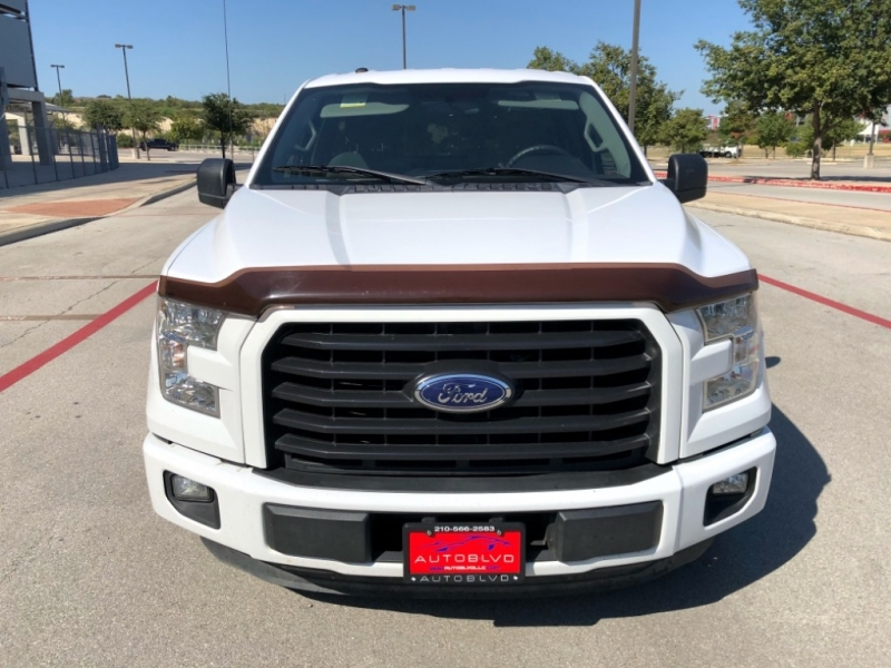 Ford F-150 2016 price $21,997