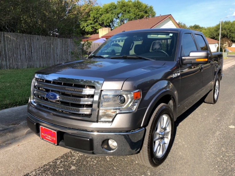 Ford F-150 2013 price $16,400