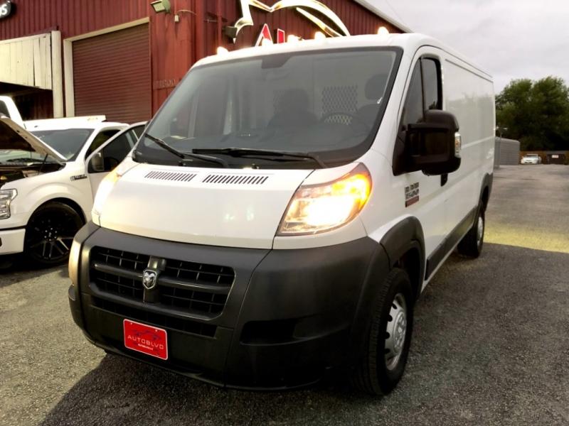 RAM ProMaster Cargo Van 2017 price $18,997