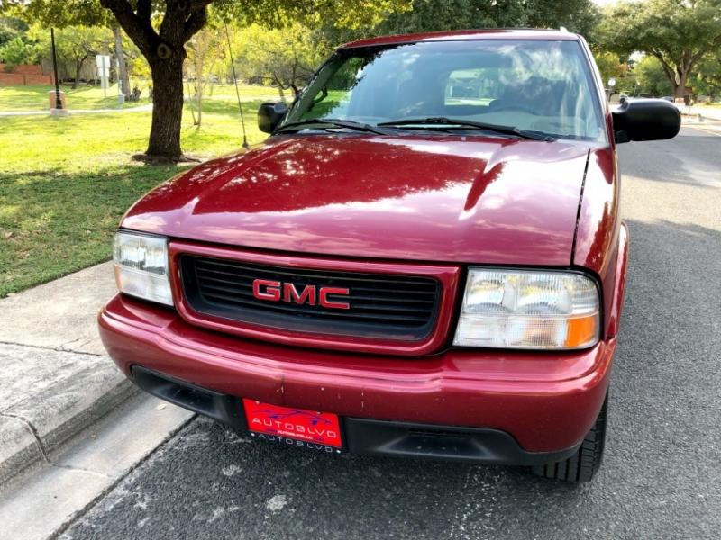 GMC Jimmy 2001 price $0