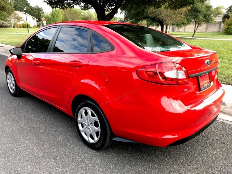 Ford Fiesta 2012 price $0