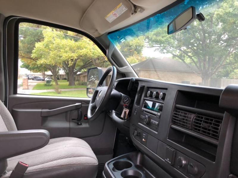 Chevrolet Express Commercial Cutaway 2017 price $21,997