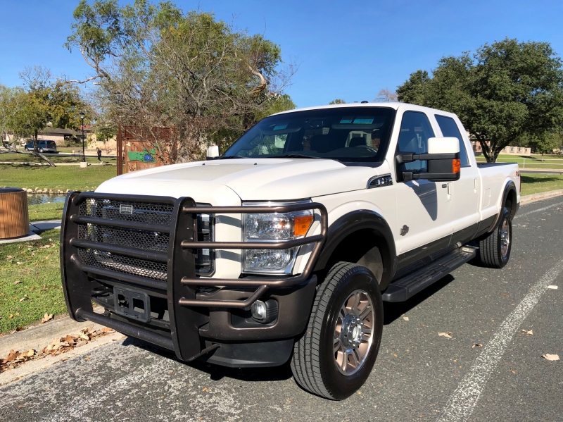 Ford Super Duty F-350 SRW 2015 price $37,500