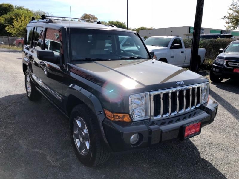 Jeep Commander 2006 price $6,900