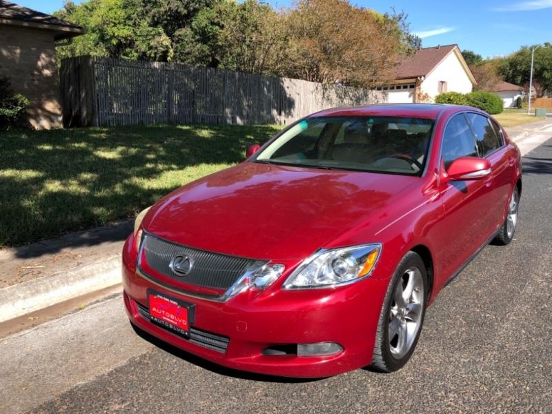 Lexus GS 350 2008 price $9,500
