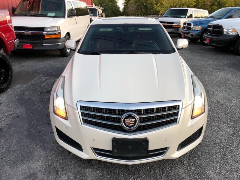 Cadillac ATS 2014 price $14,400