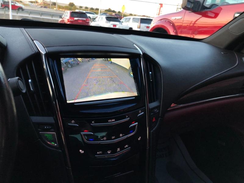 Cadillac ATS 2014 price $14,477