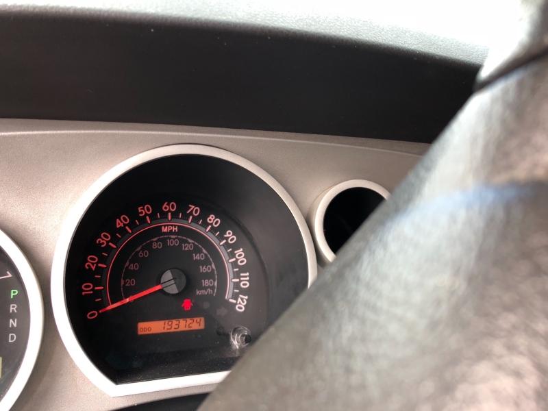 Toyota Tundra 2WD Truck 2009 price $8,997