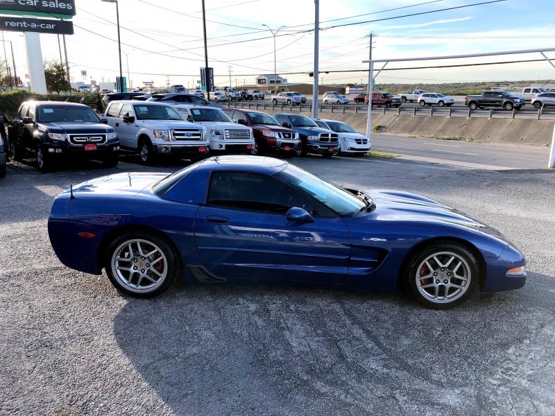 Chevrolet Corvette 2003 price $0