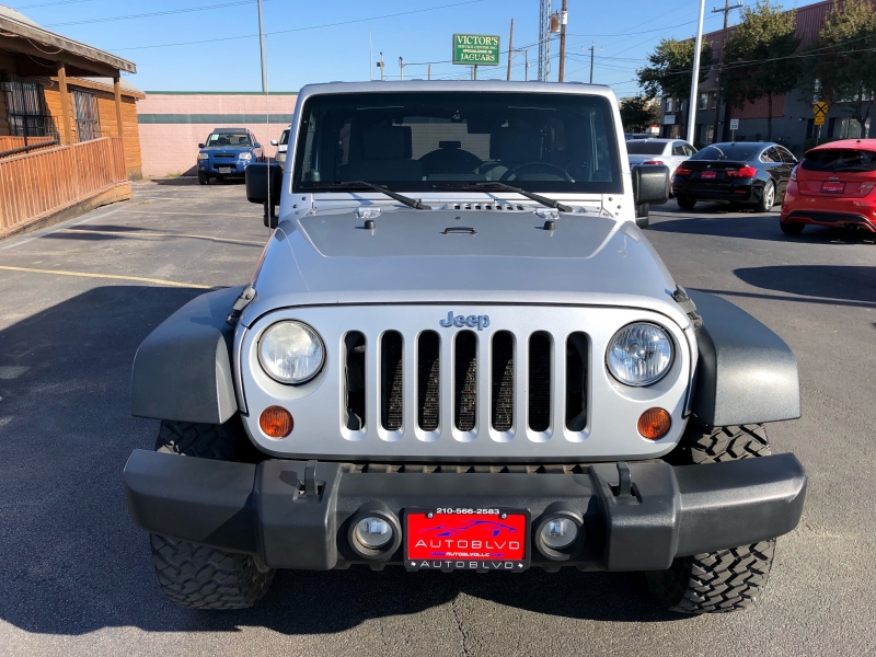 Jeep Wrangler Unlimited 2010 price $16,997