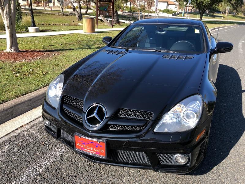 Mercedes-Benz SLK-Class 2009 price $0