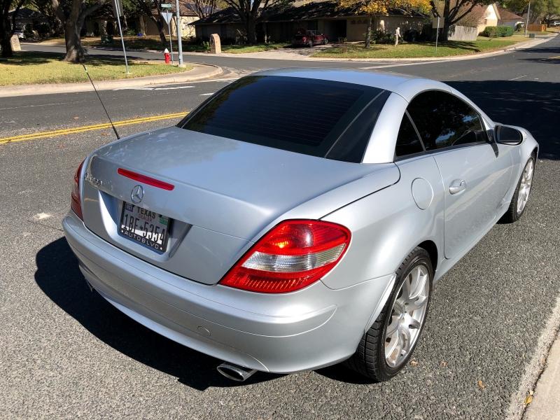 Mercedes-Benz SLK-Class 2005 price $7,900
