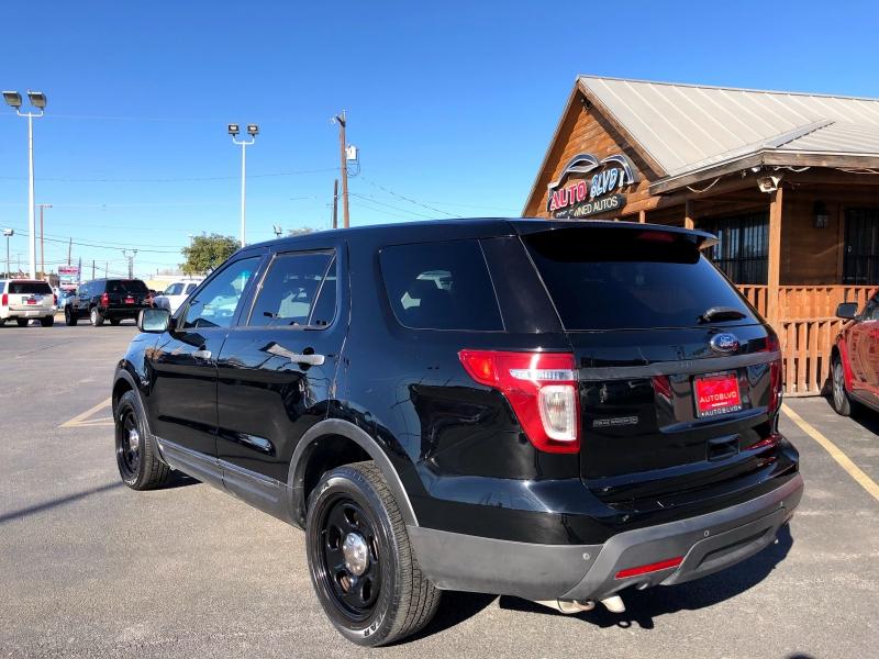 Ford Utility Police Interceptor 2014 price $10,997