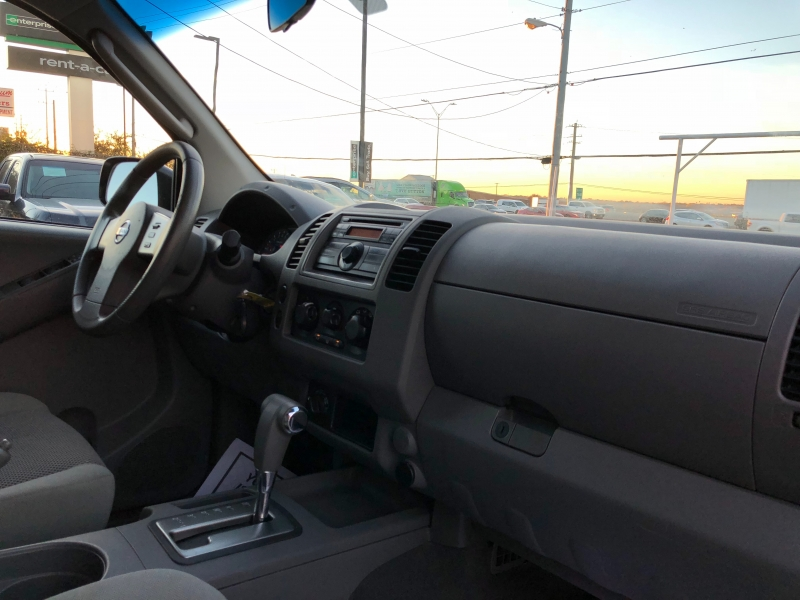 Nissan Frontier 2008 price $0