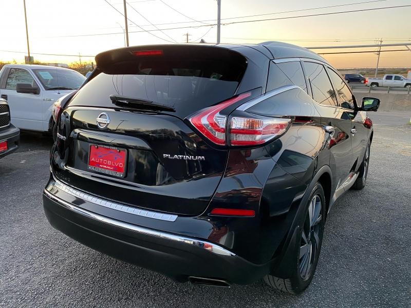 Nissan Murano 2015 price $16,997