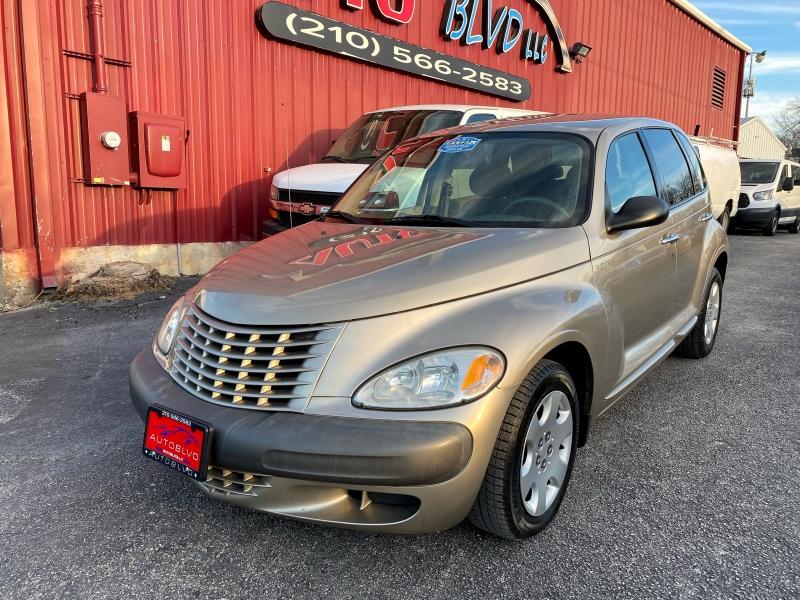 Chrysler PT Cruiser 2003 price $2,800