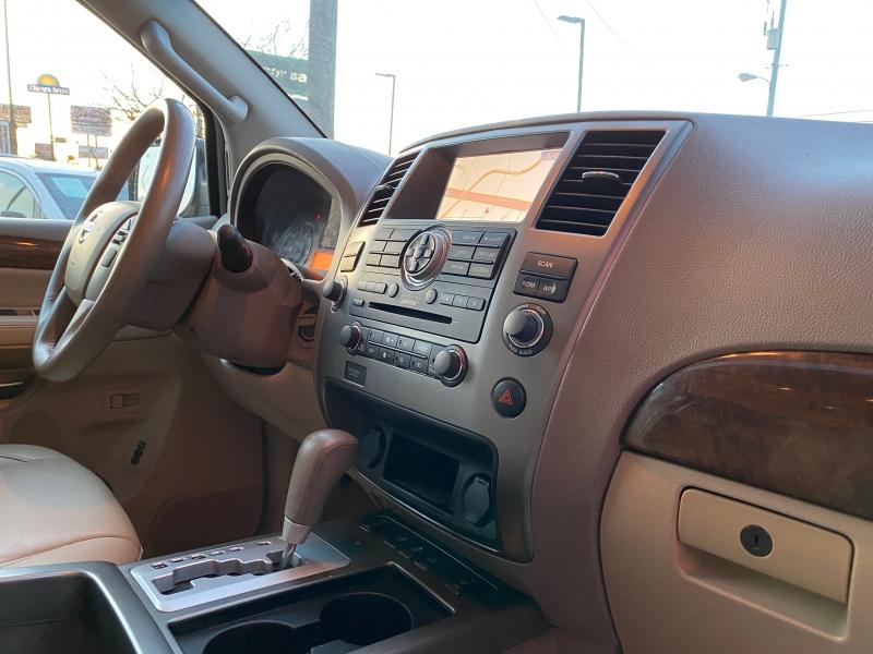 Nissan Armada 2014 price $16,888