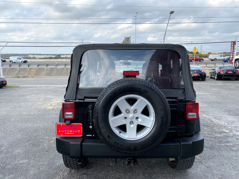 Jeep Wrangler 2015 price $19,888