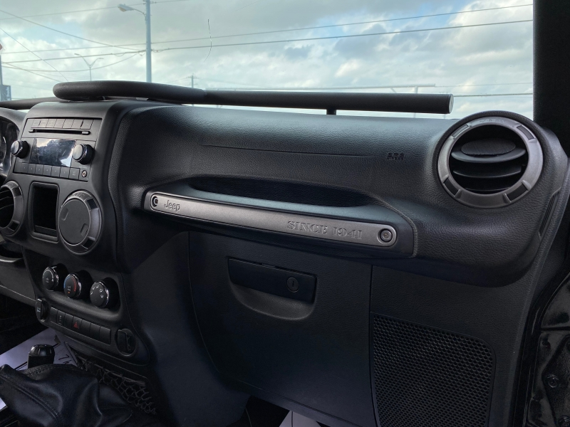 Jeep Wrangler 2015 price $19,888