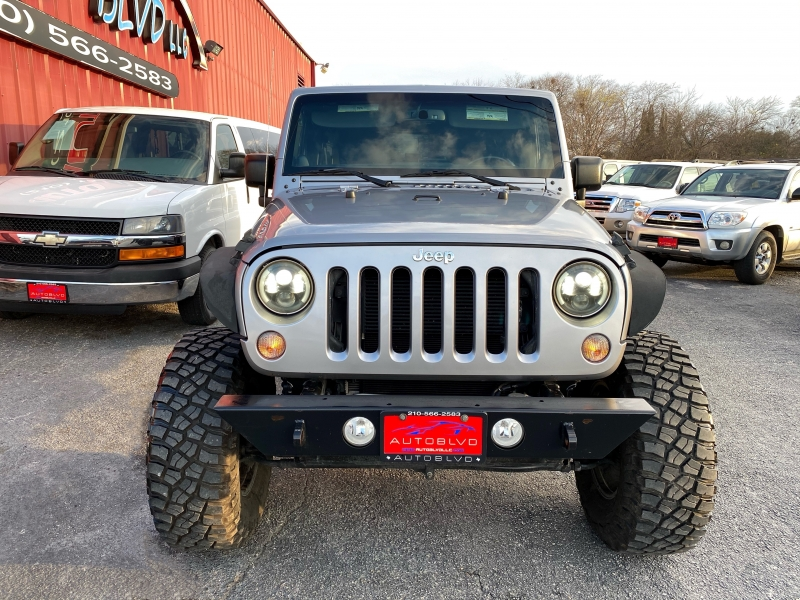 Jeep Wrangler Unlimited 2014 price $24,888