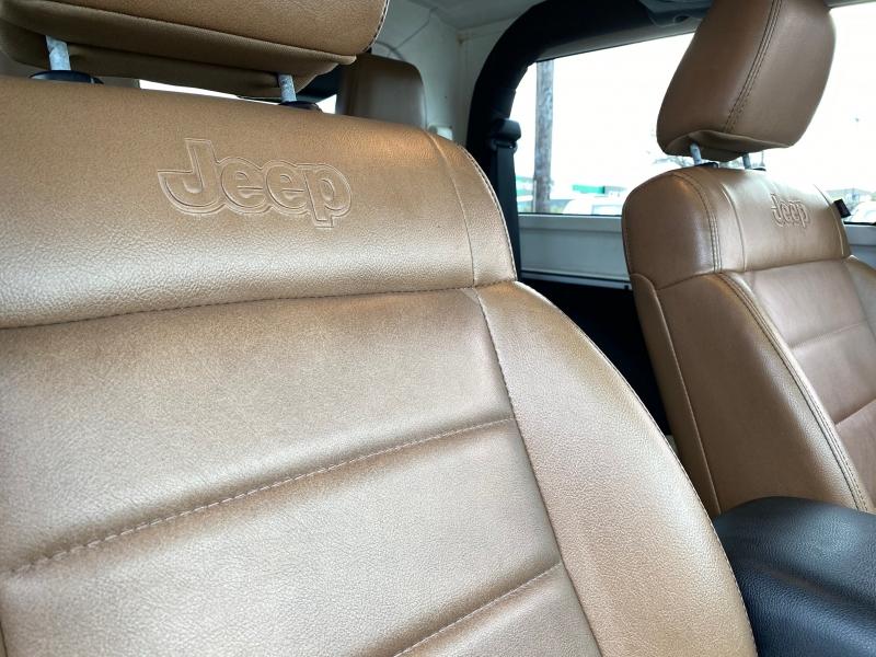 Jeep Wrangler 2012 price $21,500