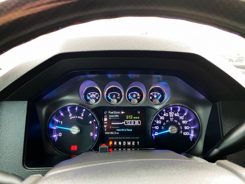 Ford Super Duty F-250 SRW 2011 price $0