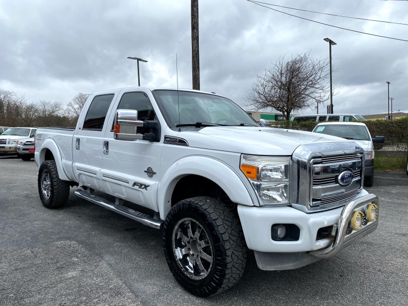 Ford Super Duty F-250 SRW 2011 price $0