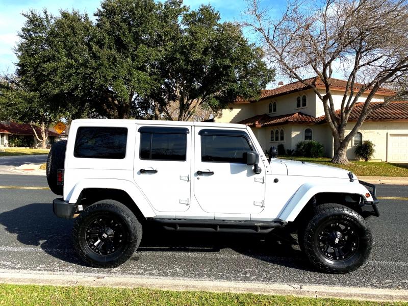 Jeep Wrangler Unlimited 2013 price $26,888