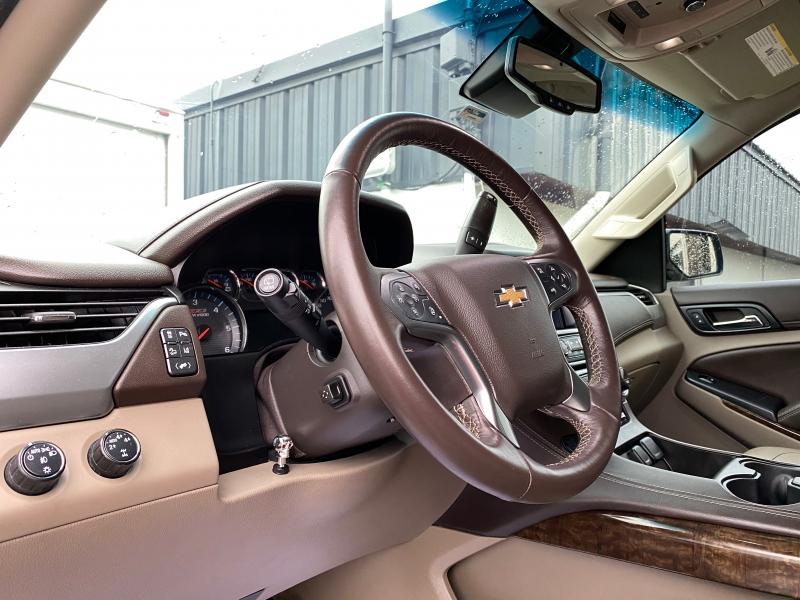 Chevrolet Tahoe 2015 price $33,997