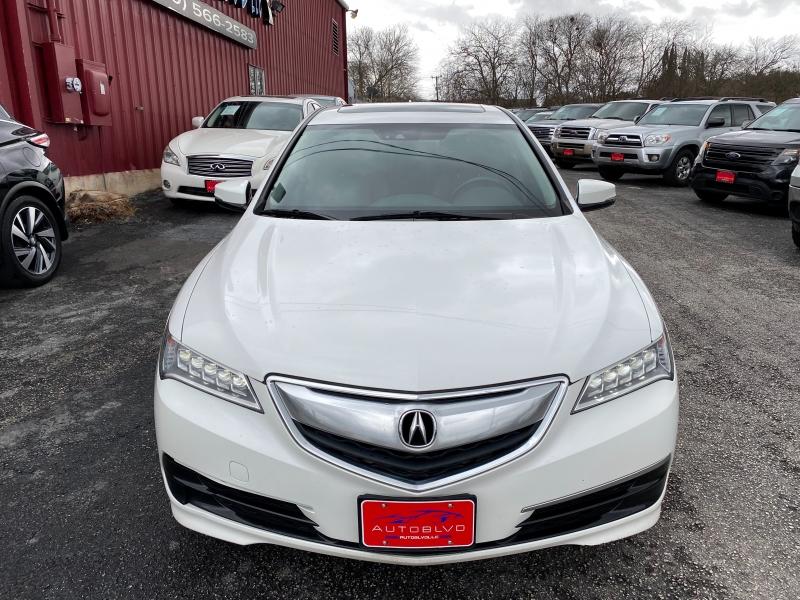 Acura TLX 2015 price $14,500